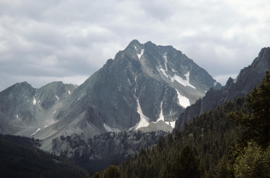 Castle Peak.
