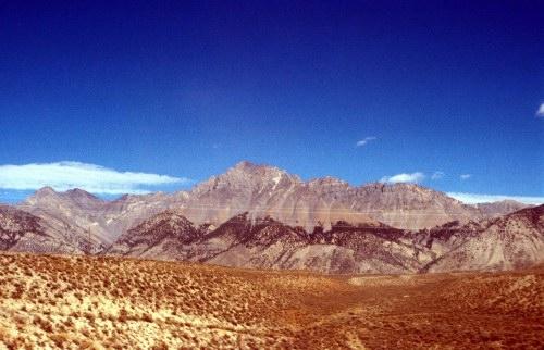 Lost River Mountain. Photo - Henning Krebs