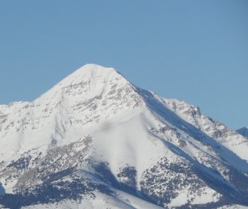 Diamond Peak from Copper Mountain, February 2017. John Platt Photo
