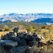 Summit Peak 6472. Photo - Steve Mandella.