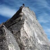 The summit of Warbonnett.