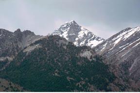 Borah Peak aka Mount Borah Climbing Guide