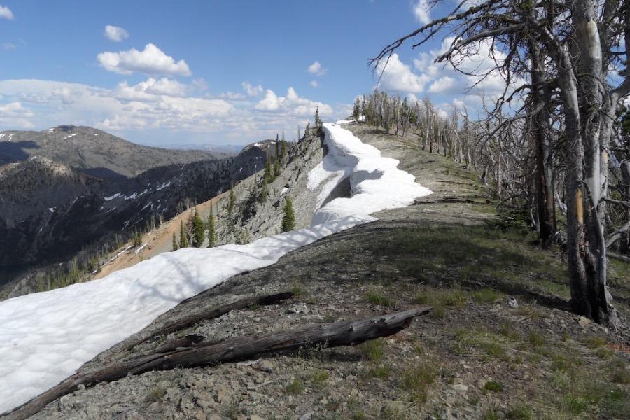 Peak 9109. John Platt Photo