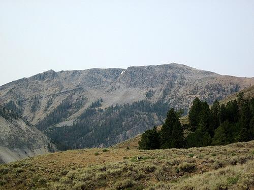 Big Windy Peak. Ray Brooks Photo