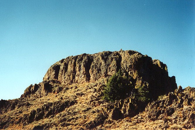 Garfield Mountain. Rick Baugher Photo.