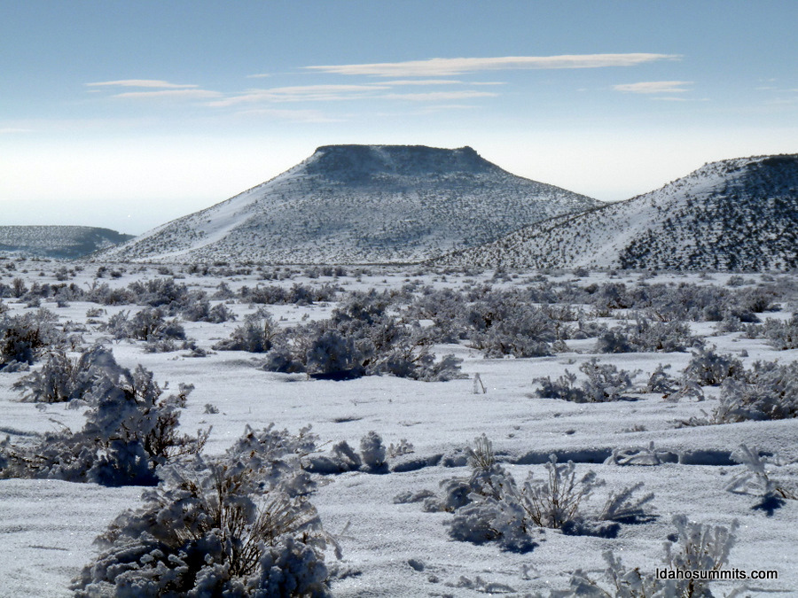 Flat Top Butte. Dan Robbins Photo