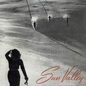 The cover of the Sun Valley Ski Guide Andy Henning. Basil Service Collection
