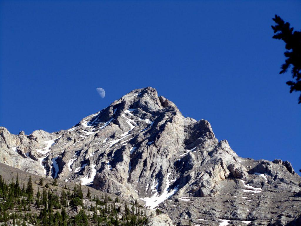Ferguson Peak. George Reinier Photo