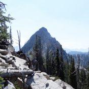 Peak 8361. John Platt Photo