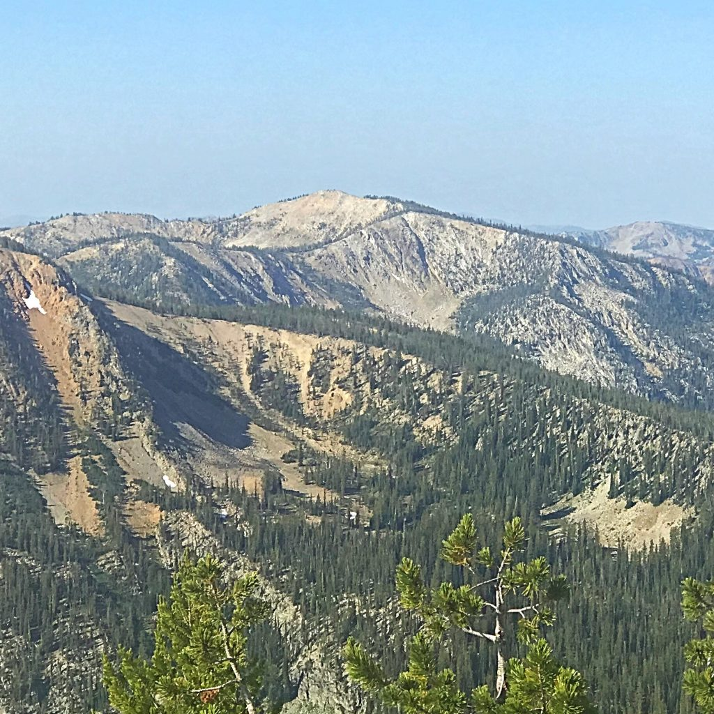 Greeley Mountain.