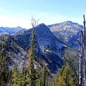 Enos Peak. John Platt Photo