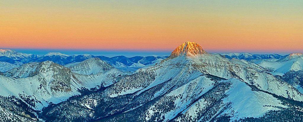 Bell Mountain. Mike Hart Photo