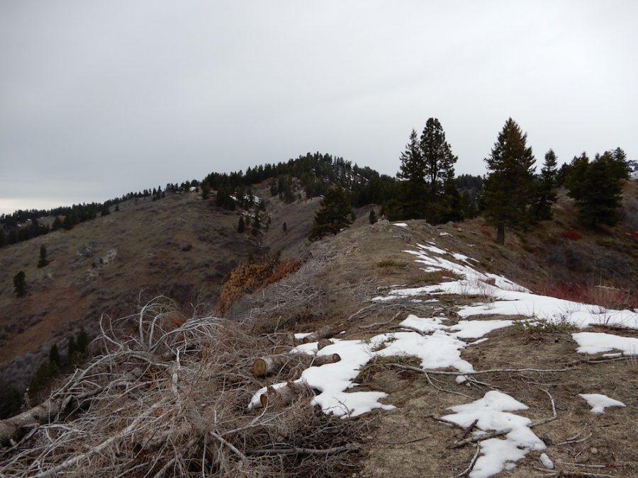 Gallagher Peak. John Platt Photo