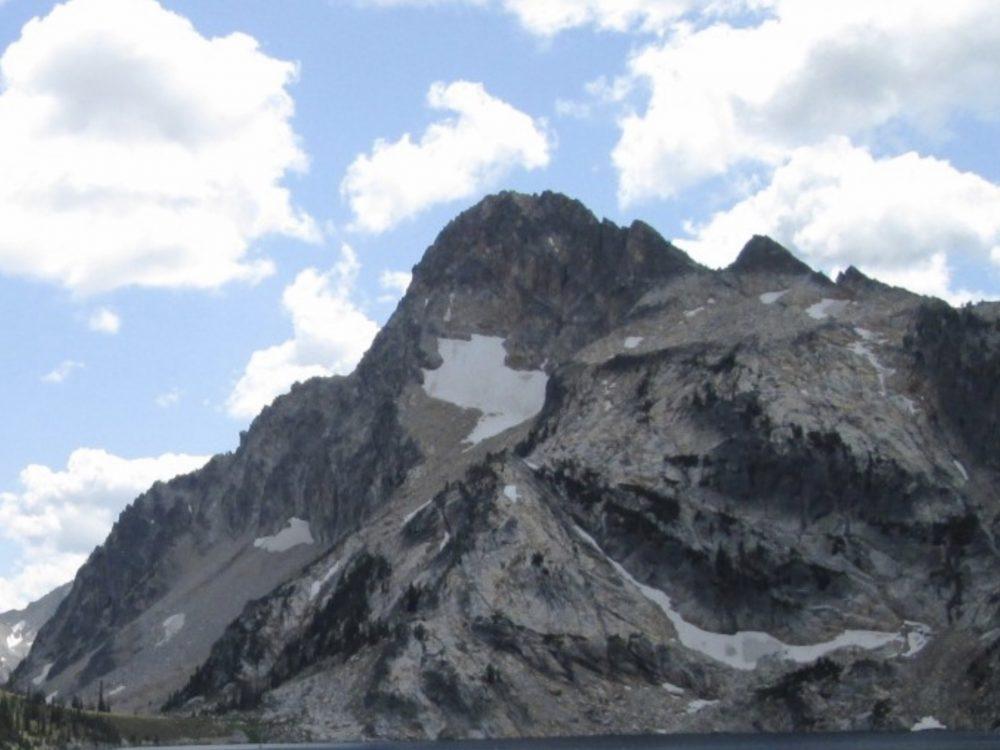 Mount Regan. Ray Brooks Photo