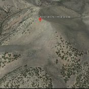 Fall Creek Hill. Google Earth Image
