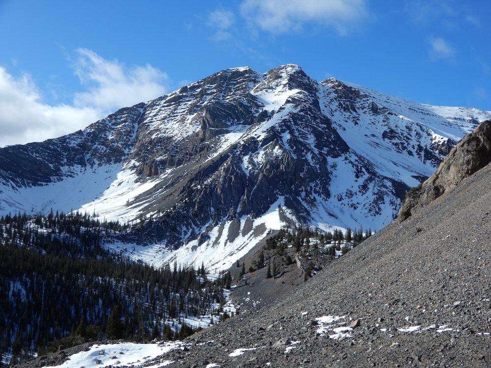 Trinity Peak. John Platt Photo