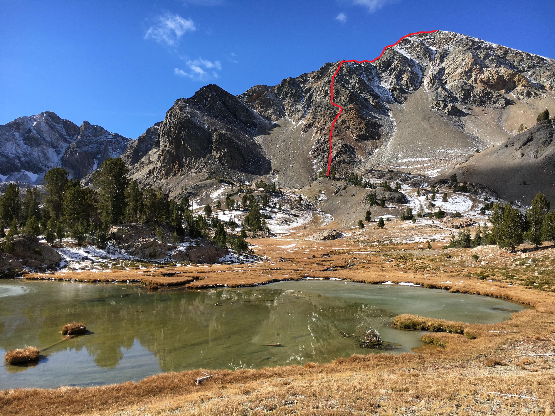 Boulder Basin Peak