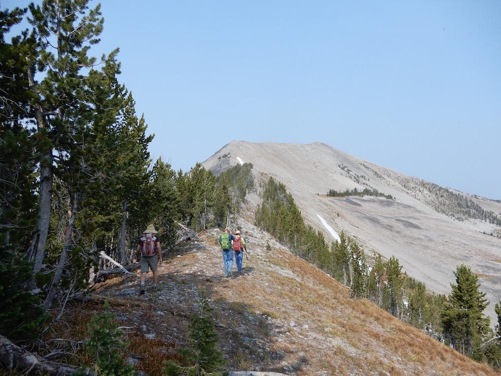 Diamond Peak. John Platt Photo