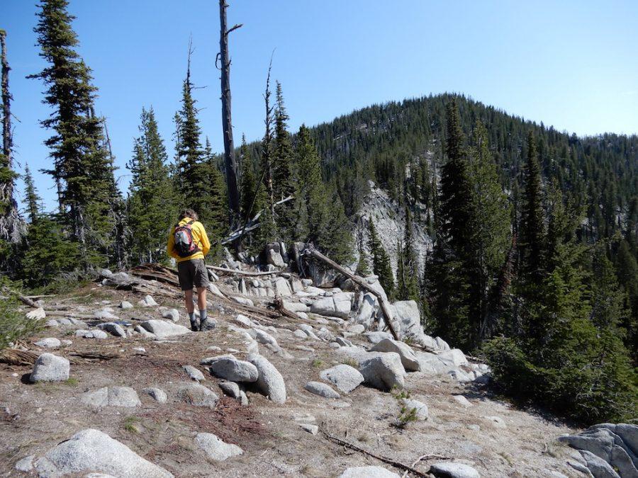 Peak 8260. John Platt Photo