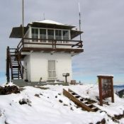 Little Guard Peak. USFS Photo