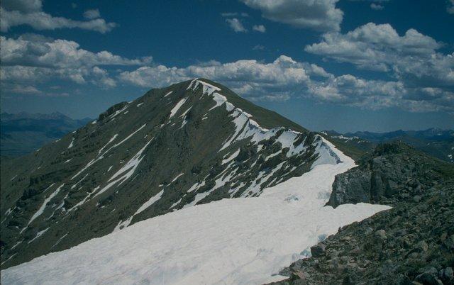 Baldy Peak.