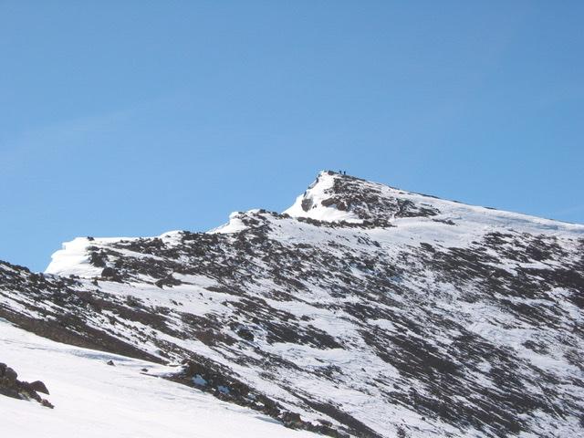 Easley Peak. John Platt Photo