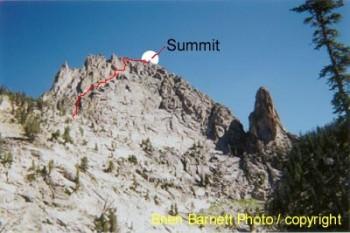 Caudill Barnett Route