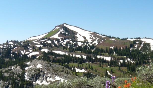 Council Mountain. John Platt Photo.