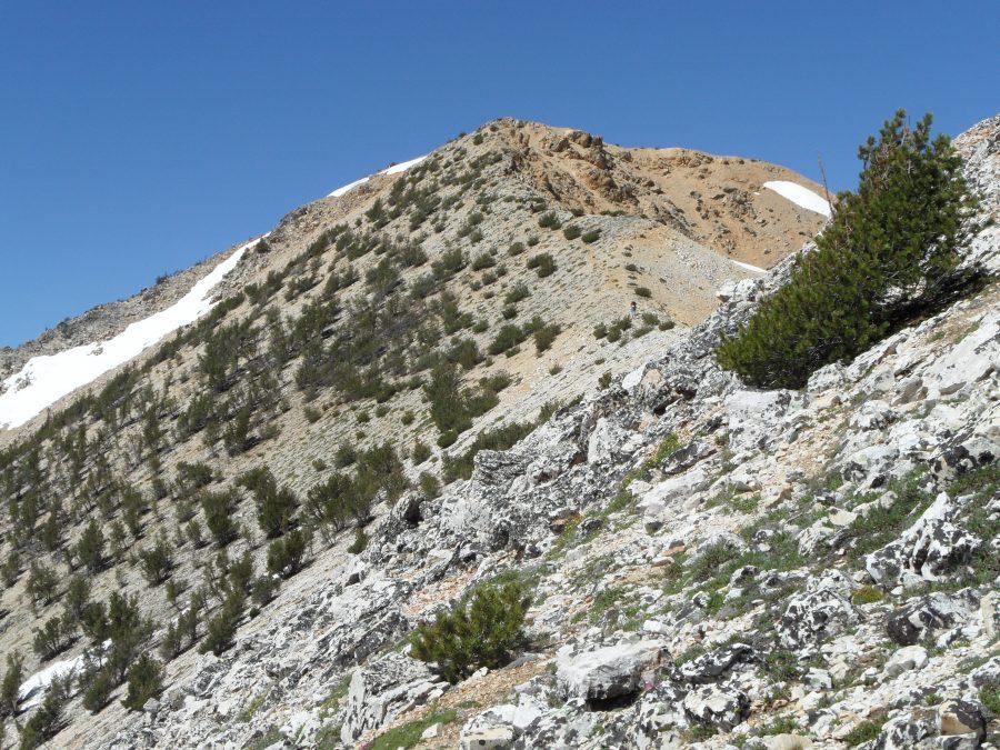 Gilmore Peak. John Platt Photo