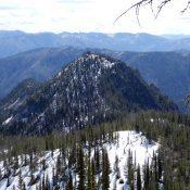 Peak 8122. John Platt Photo