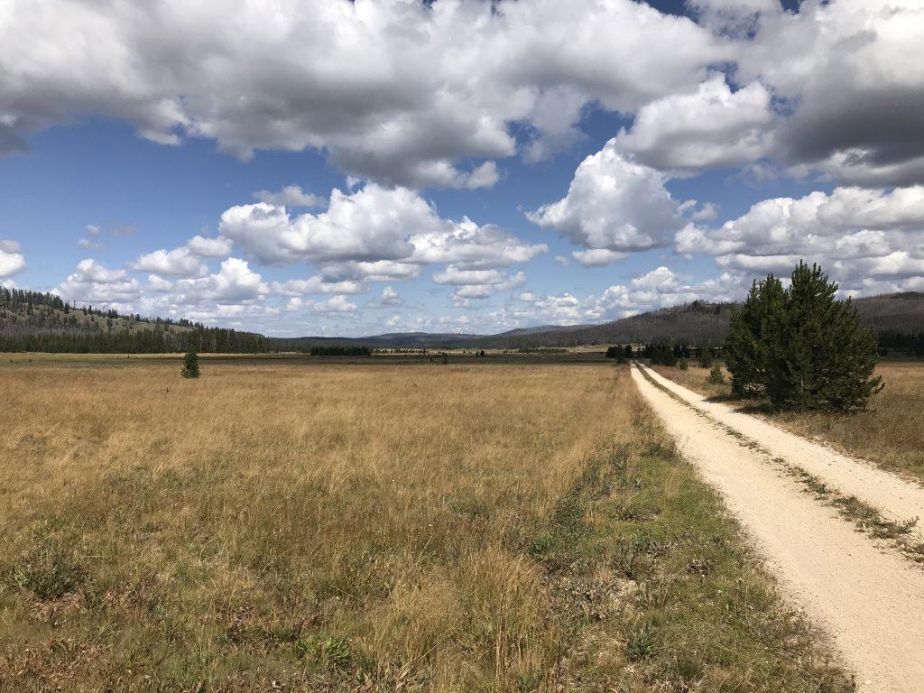 Big Meadows.