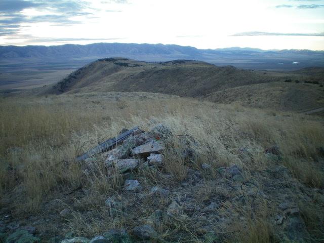 The summit area of Lookout Mountain. Livingston Douglas Photo