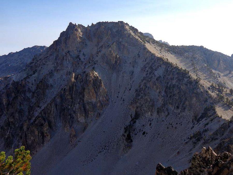 Mount Limbert. Dave Pahlas Photo