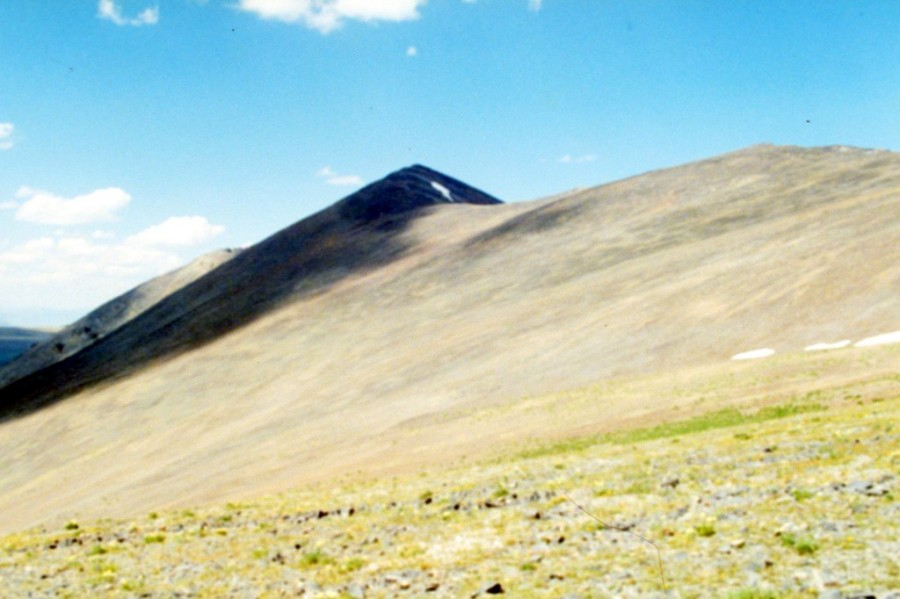 Grouse Creek Peak.