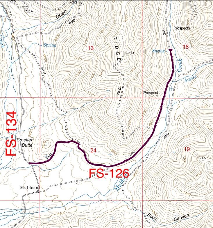 FST-126 Access.