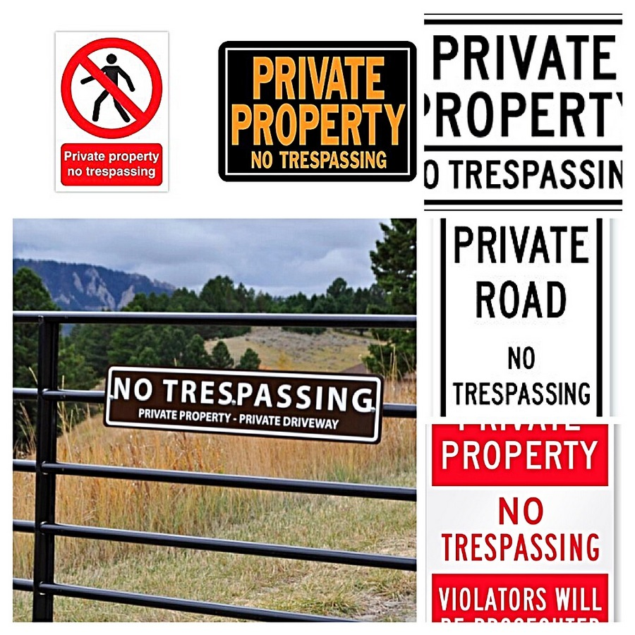 Trespassing and the Idaho Code, A Primer  by Margo Mandella