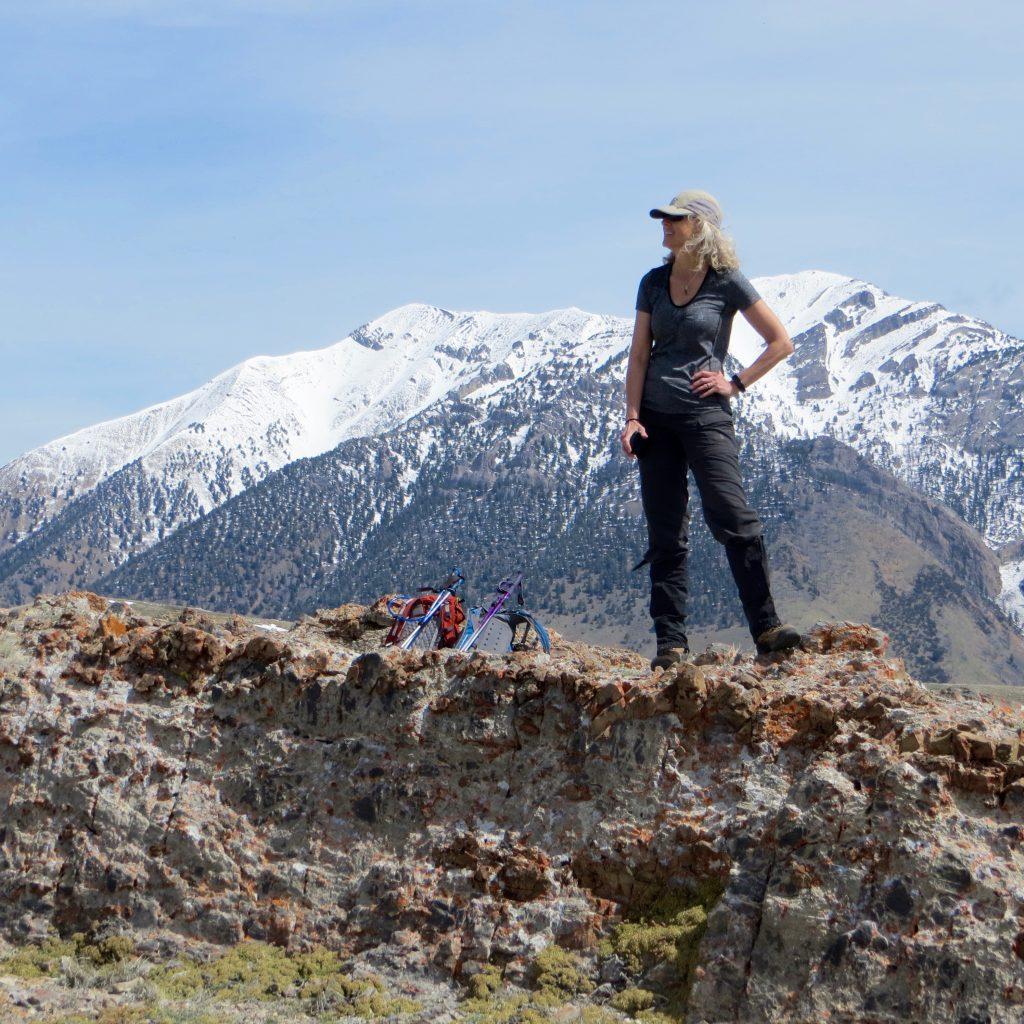 Summit, Peak 8082. Steve Mandella photo.