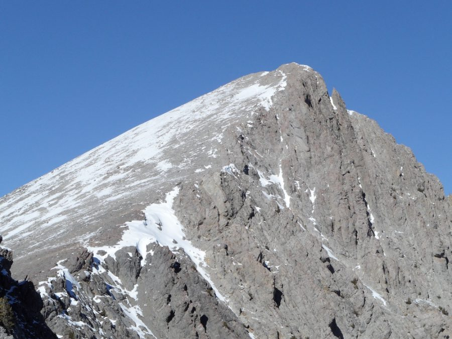 Mount Inspiration. John Platt Photo