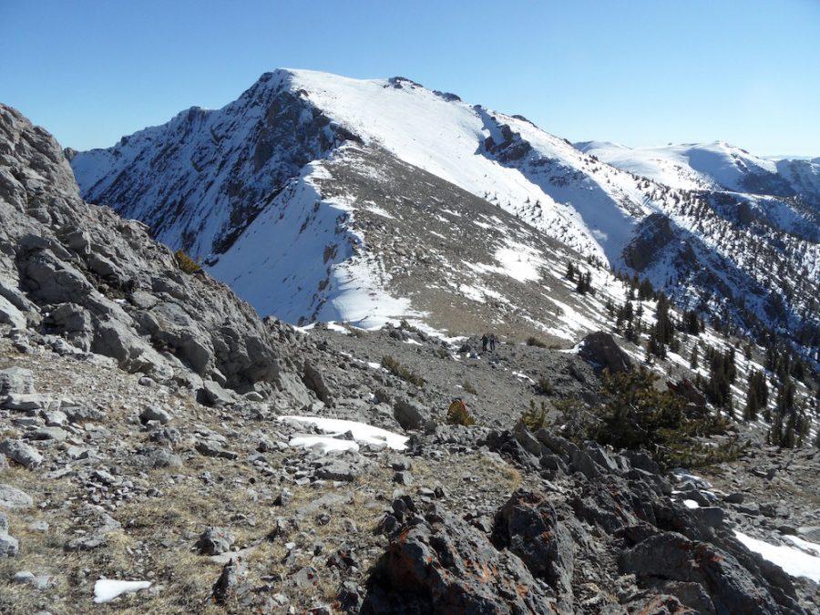 Mount Prescott. John Platt Photo