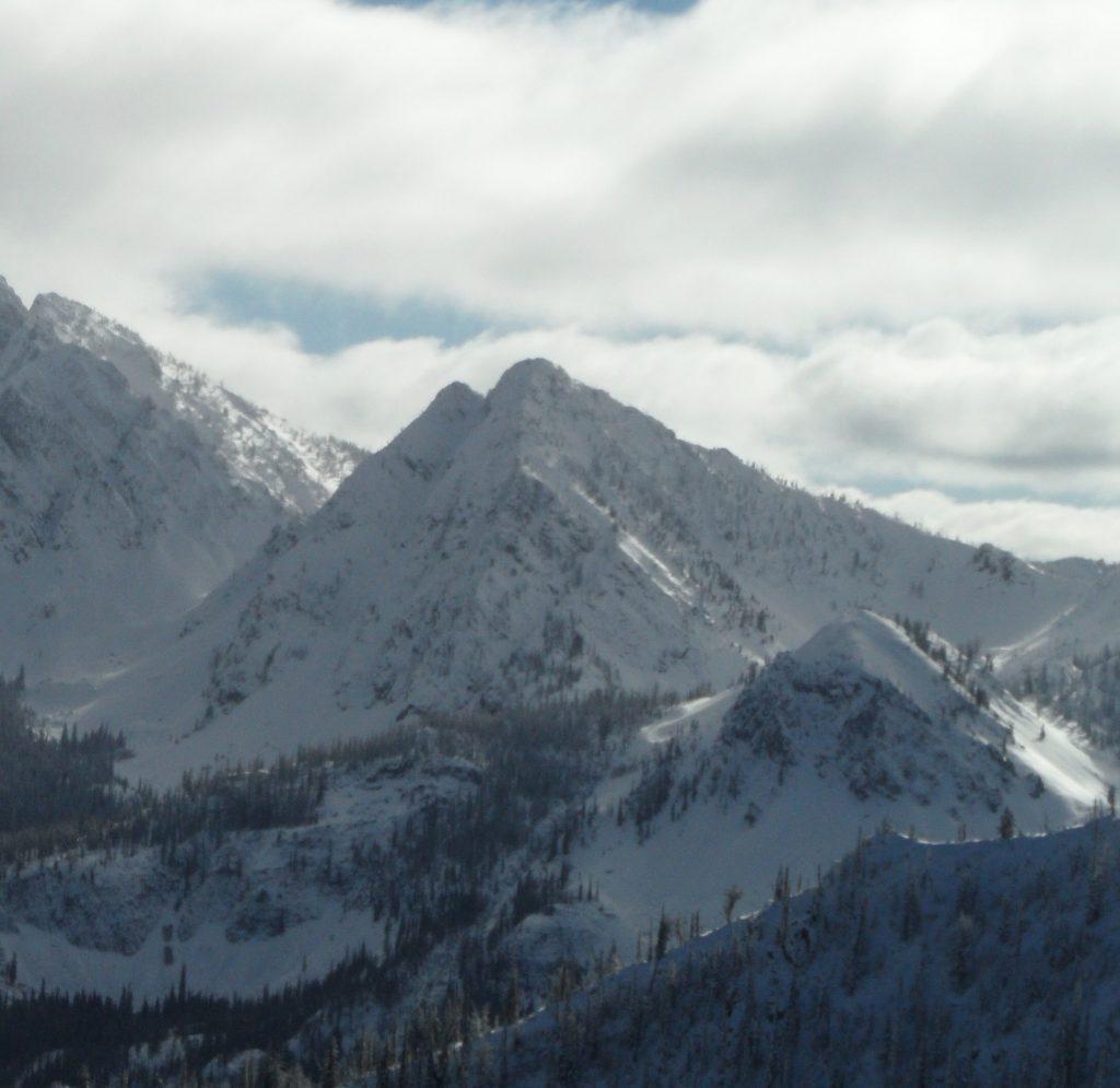 Missouri Ridge. November 2016. John Platt Photo