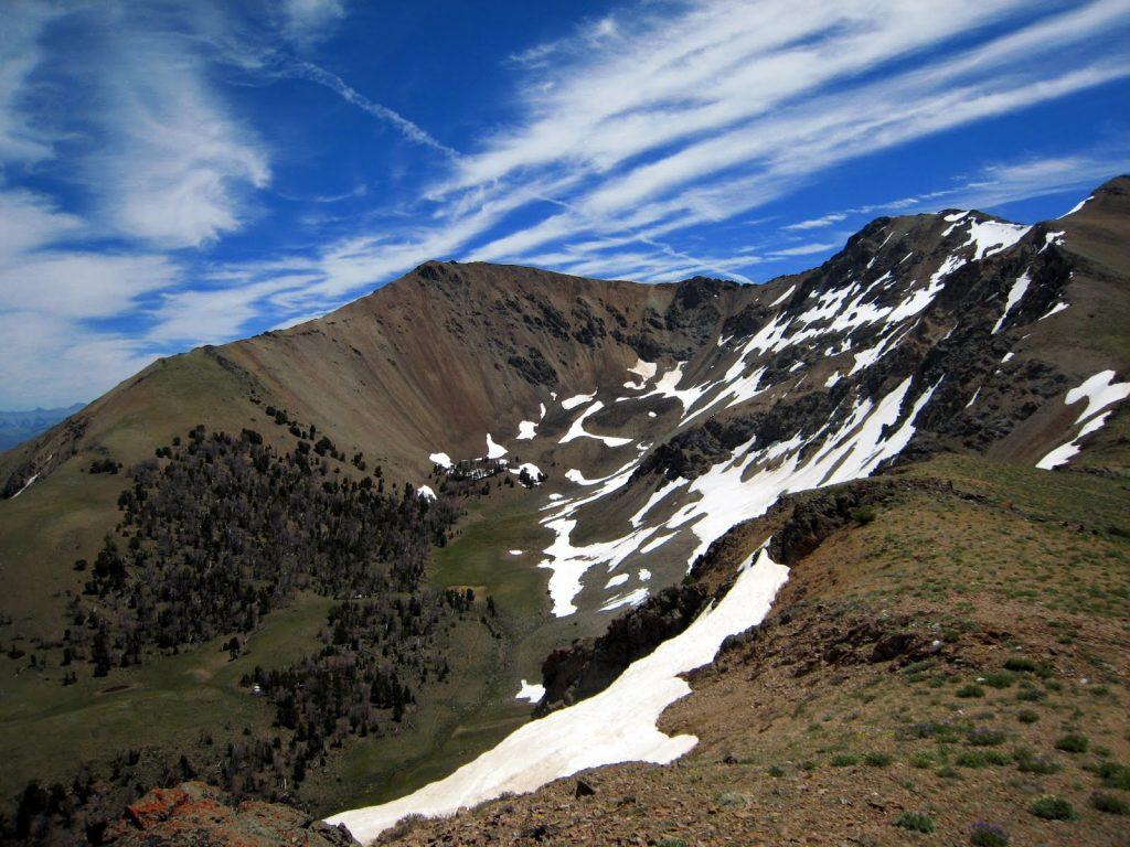 Sheep Mountain. George Reinier Photo