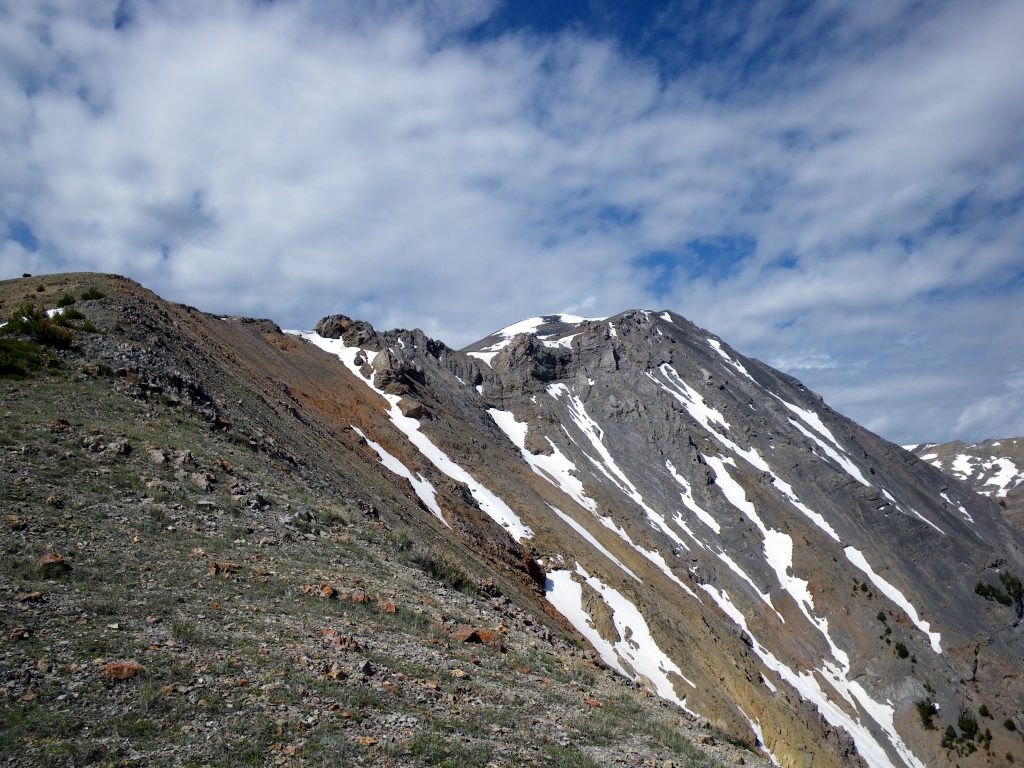 Pavlos Peak. George Reinier Photo