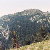 Southwest Butte. Mike Hays Photo