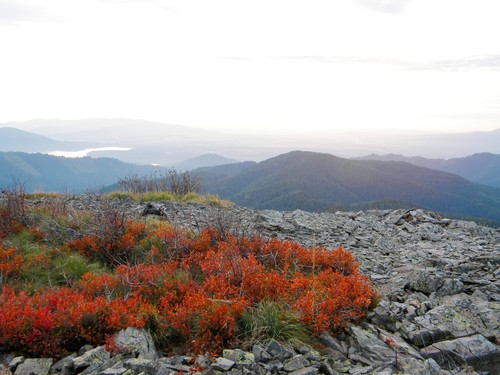 The views are the highlight of South Chilco Mountain. Mike Hays Photo