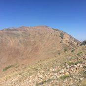 Peak 10500 from Pion Peak.