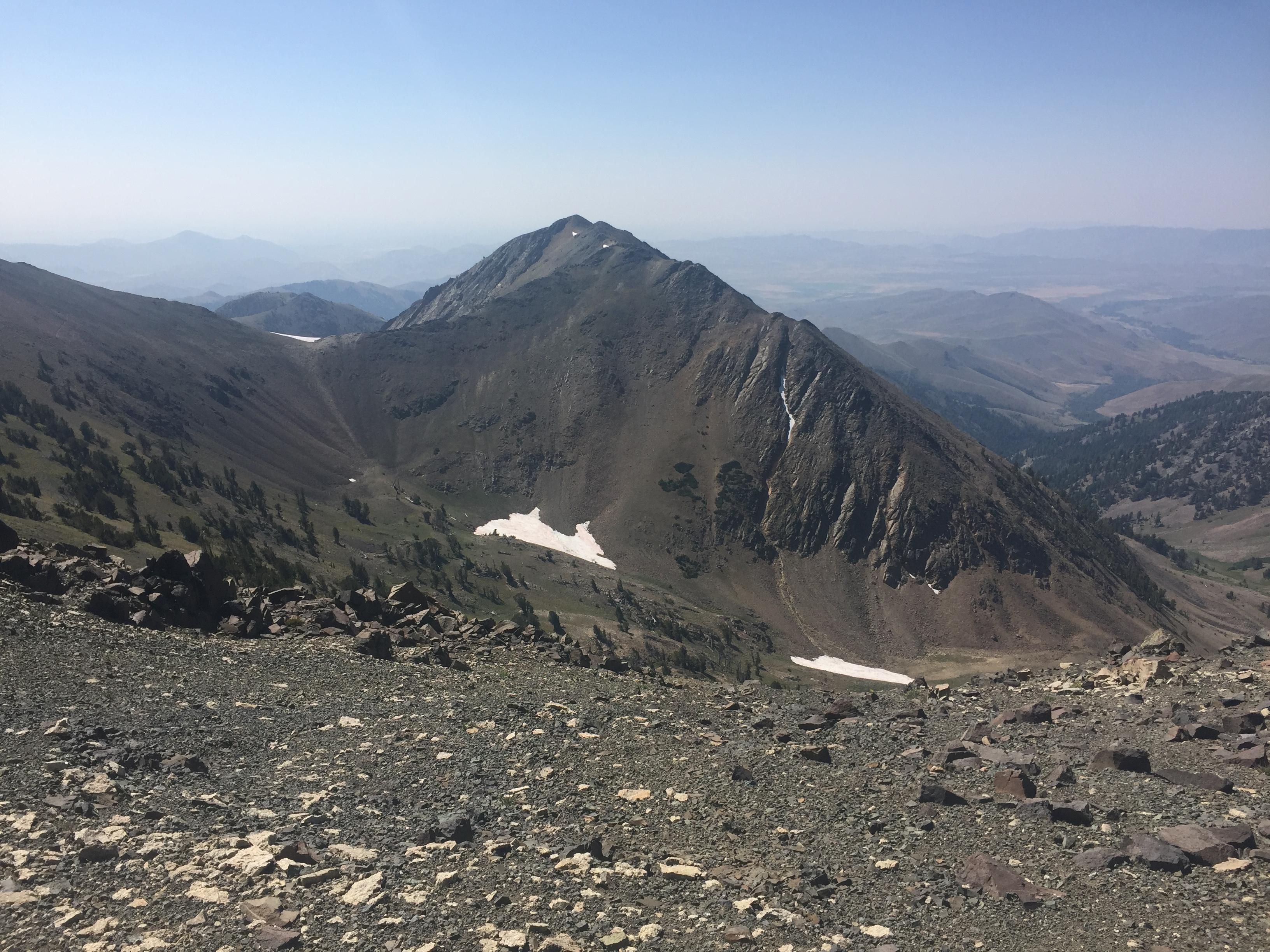 Argosy Peak from Pion.