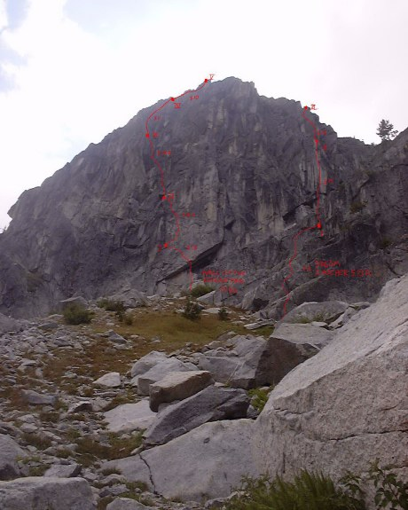 2003 climbs.