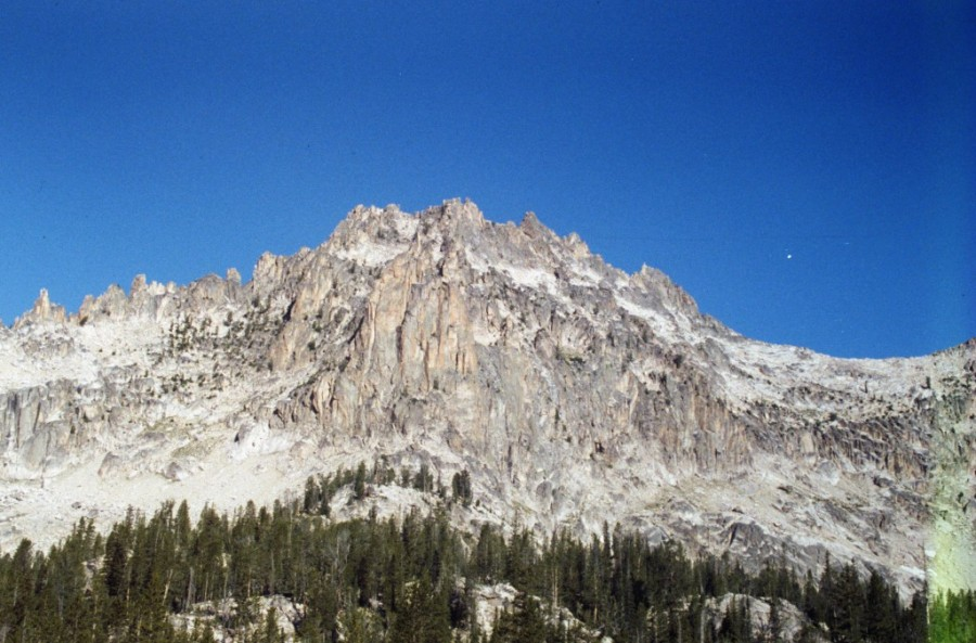 Mount Underhill.