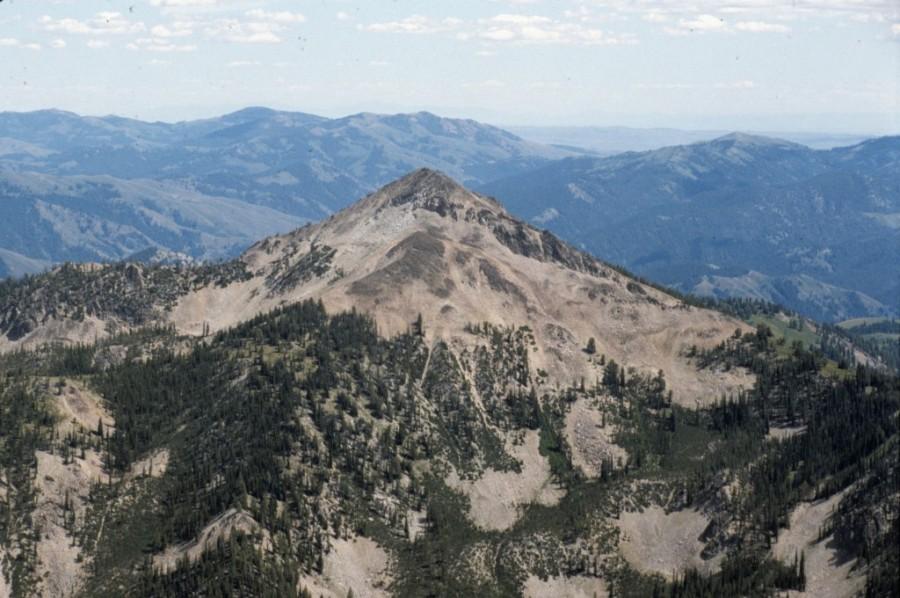 Newman Peak.