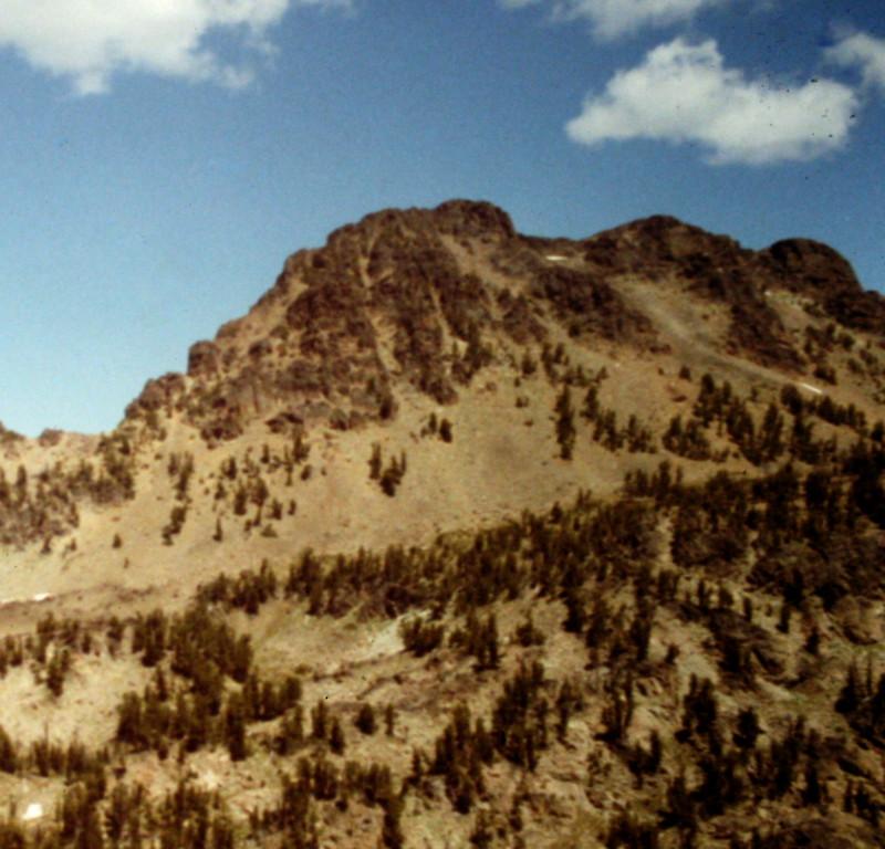 He Devil viewed from near Mount Belial.